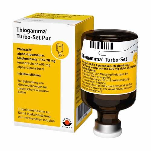 Thiogamma Turbo Set Pur Injektionsflaschen - 2