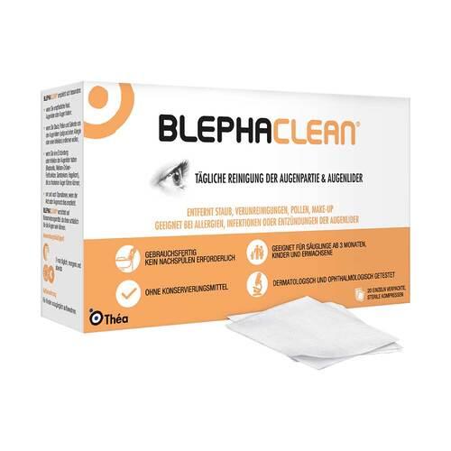Blephaclean Kompressen sterile - 1