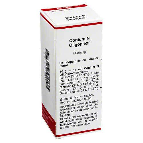 Conium N Oligoplex Liquidum - 1