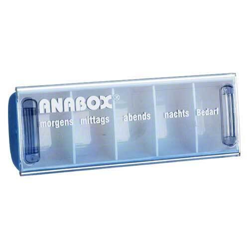 Anabox Tagesbox himmelblau - 1