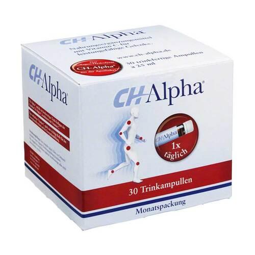 CH Alpha Trinkampullen - 1
