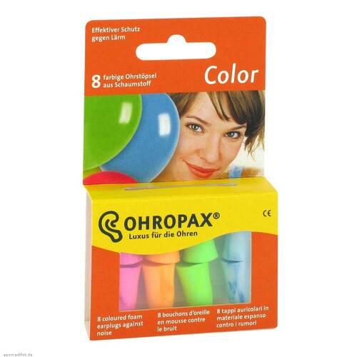 Ohropax Color Schaumstoff Stöpsel - 1