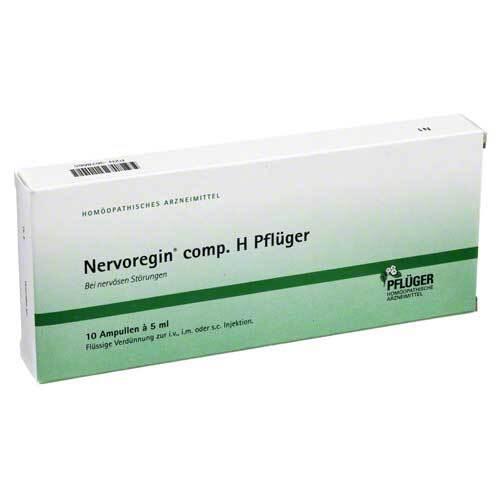 Nervoregin comp.H Pflüger Ampullen - 1