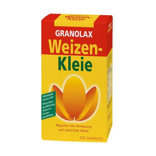 Weizenkleie Granolax Grandel - 1