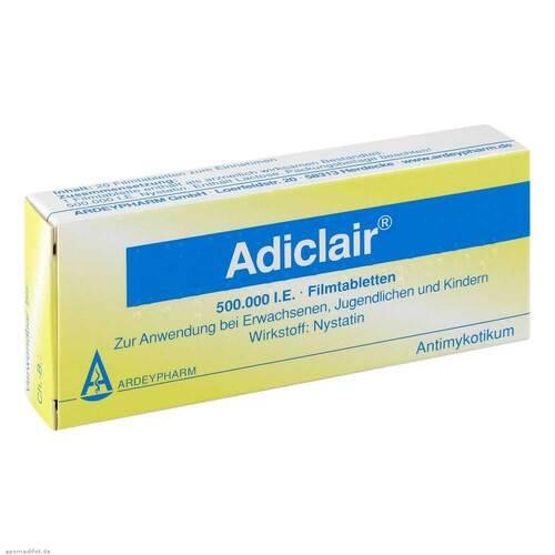 Adiclair Filmtabletten - 1
