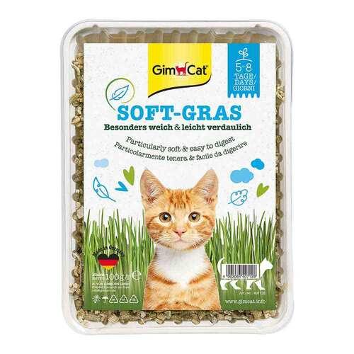 Gimpet Soft Gras für Katzen - 1