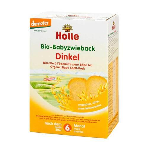 Holle Bio Baby-Zwieback Dinkel - 1