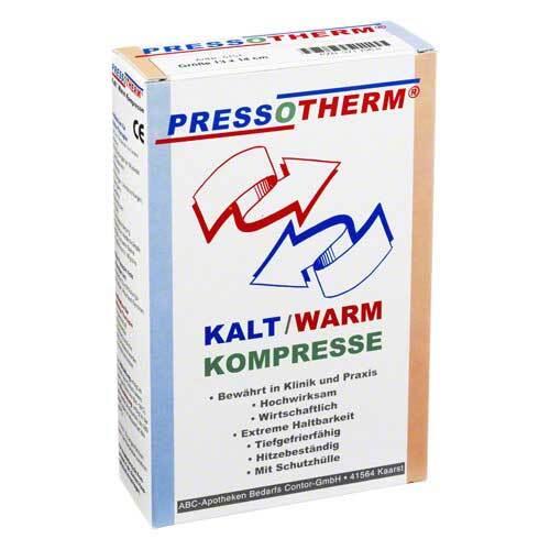 Pressotherm Kalt-Warm-Kompresse 13 x 14 cm - 1