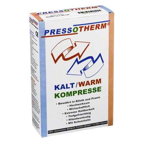 Pressotherm Kalt-Warm-Kompresse 12 x 29 cm - 1