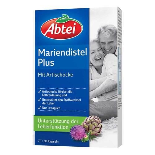Abtei Mariendistelöl Kapseln - 1