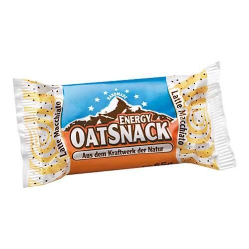 Oatsnack Energy Latte Macchiato - 1
