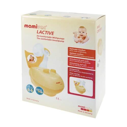 Mamivac Milchpumpe Lactive elektrisch - 2