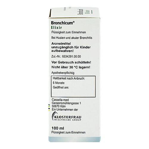 Bronchicum Elixir - 3