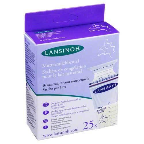 Lansinoh Muttermilchbeutel - 1