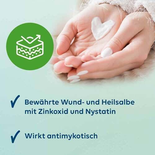 Multilind Heilsalbe mit Nystatin und Zinkoxid - 4