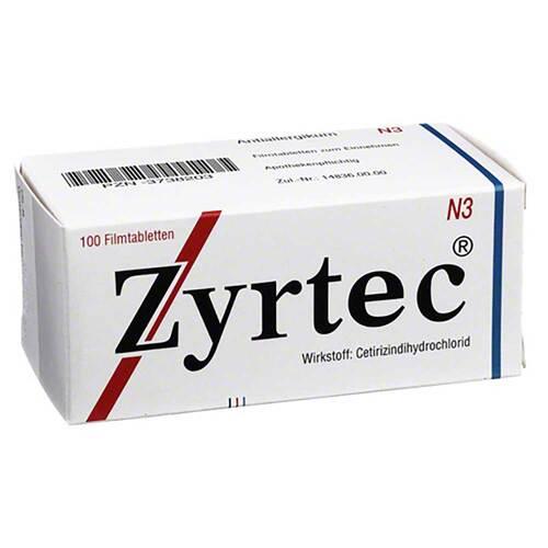 Zyrtec Filmtabletten - 1