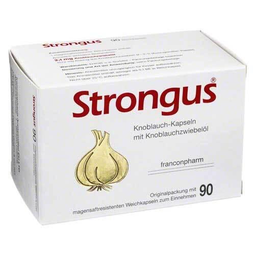 Strongus Kapseln - 1