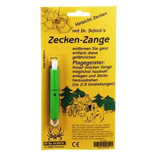 Zeckenzange - 1