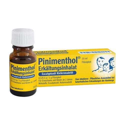 Pinimenthol Erkältungsinhalat - 1