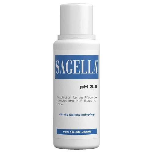 Sagella pH 3,5 Waschemulsion - 2
