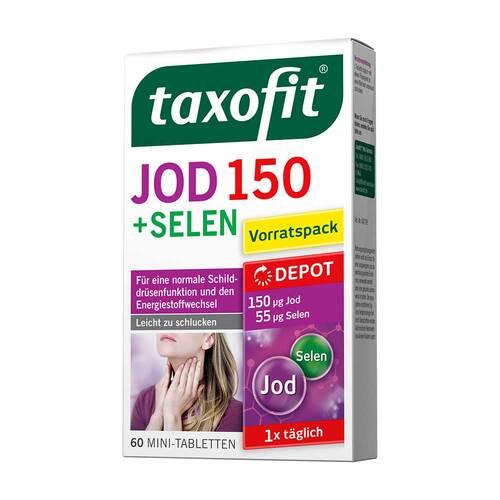 Taxofit Jod Depot Tabletten - 1