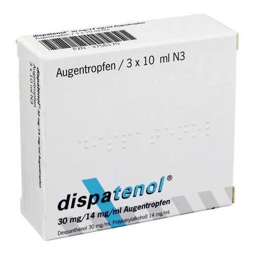 Dispatenol Augentropfen - 1