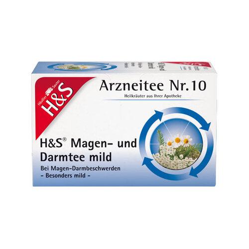 H&S Magen Darmtee mild Filterbeutel - 1
