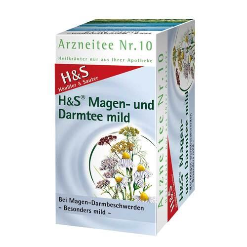 H&S Magen Darmtee mild Filterbeutel - 2