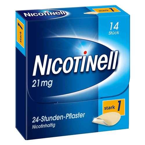 Nicotinell 21 mg/24-Stunden-Pflaster transdermal - 1
