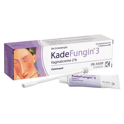 Kadefungin 3 Vaginalcreme - 1