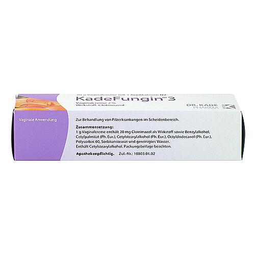 Kadefungin 3 Vaginalcreme - 2