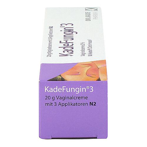 Kadefungin 3 Vaginalcreme - 4