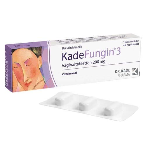 Kadefungin 3 Vaginaltabletten - 1