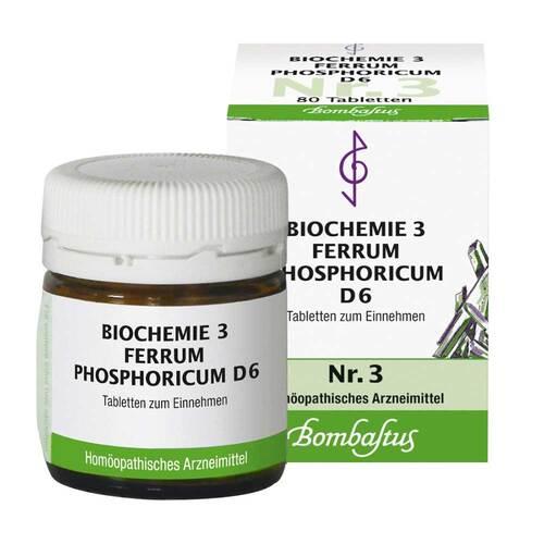 Biochemie 3 Ferrum phosphoricum D 6 Tabletten - 1