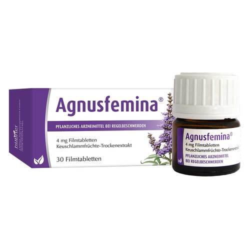 Agnusfemina 4 mg Filmtabletten - 1
