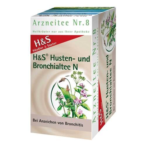 H&S Husten- und Bronchialtee N Filterbeutel - 2
