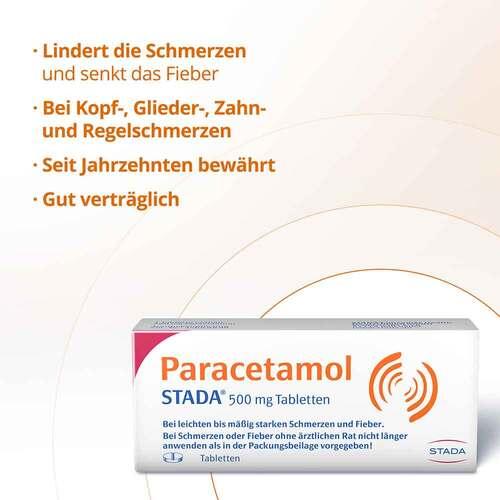 Paracetamol STADA 500 mg Zäpfchen - 2