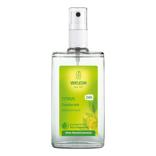 Weleda Citrus Deodorant - 1
