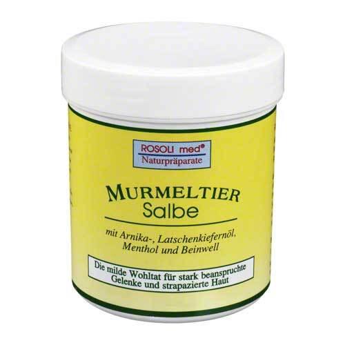 Rosolimed Murmeltiersalbe - 1
