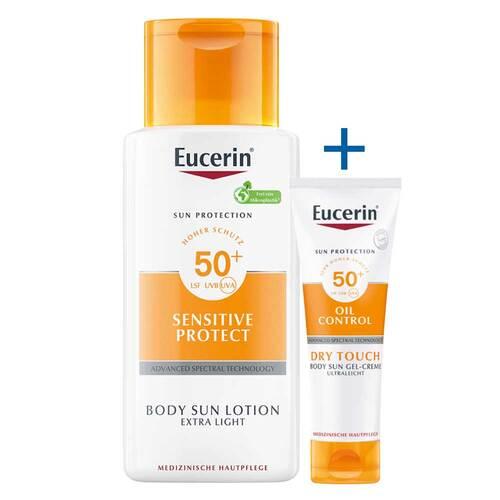 Eucerin Sun Lotion Extra Leicht LSF 50 - 1