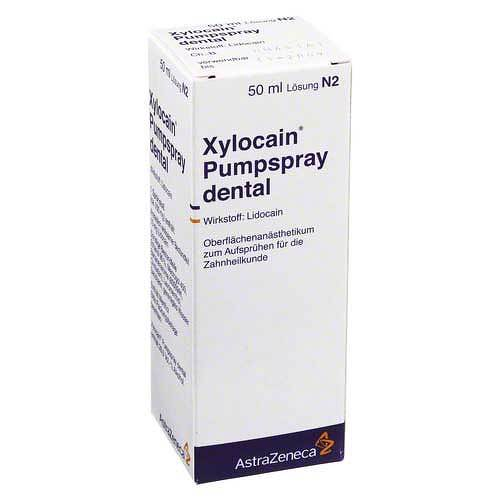 Xylocain Pumpspray Dental - 1