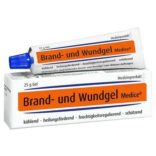 Brand und Wundgel Medice - 1