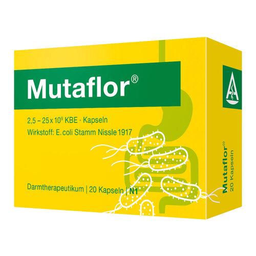 Mutaflor magensaftresistente Kapseln - 1