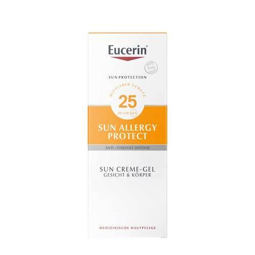 Eucerin Sonnen Allergie Schutz Sun Creme-Gel LSF 25 - 2