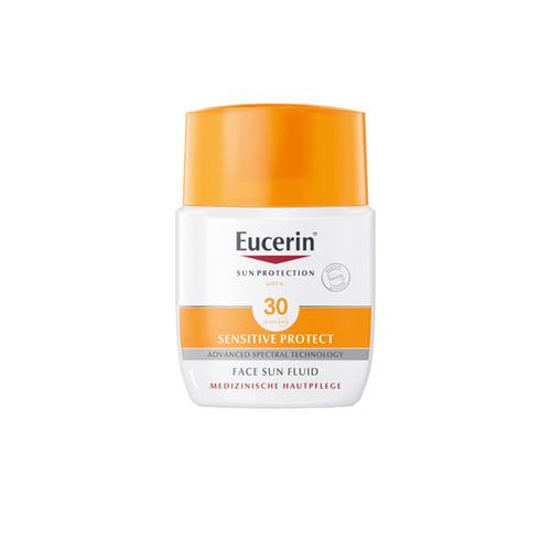Eucerin Sun Fluid Mattierend LSF 30 - 1