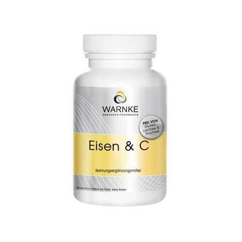Eisen & C Kapseln - 1