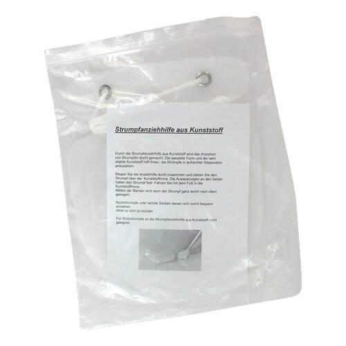 Strumpfanziehhilfe Kunststof - 1