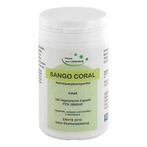 Sango Coral Vegi Kapseln - 1