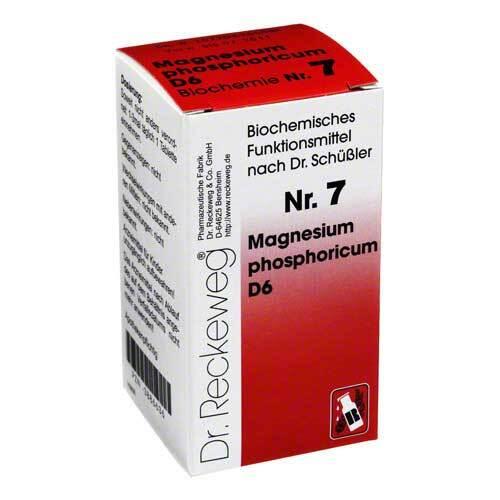 Biochemie Nr. 7 Magnesium phosphoricum D 6 - 1