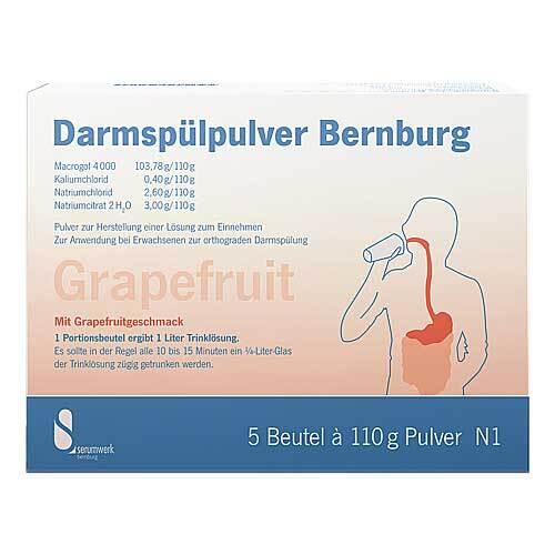 Darmspülpulver Bernburg - 1